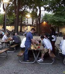 Bohemian Hall and Beer Garden